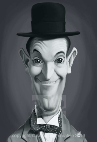 Celebrity Sunday - Stan Laurel