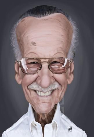 Celebrity Sunday - Stan Lee