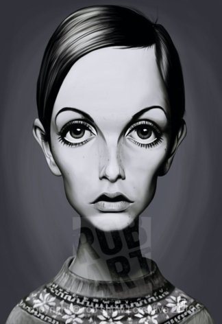 Celebrity Sunday - Twiggy