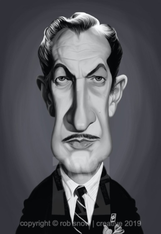 Celebrity Sunday - Vincent Price