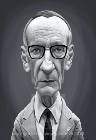 Celebrity Sunday - William Burroughs