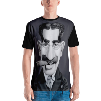 Groucho Marx (Celebrity Sunday) All-Over T-shirt