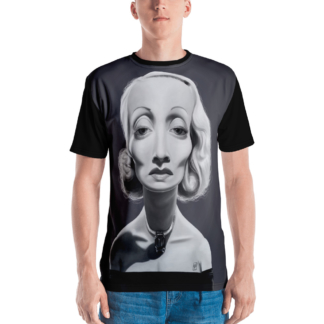 Marlene Dietrich (Celebrity Sunday) All-Over T-shirt