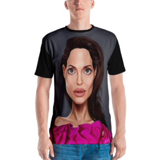 Angelina Jolie (Celebrity Sunday) All-Over T-shirt