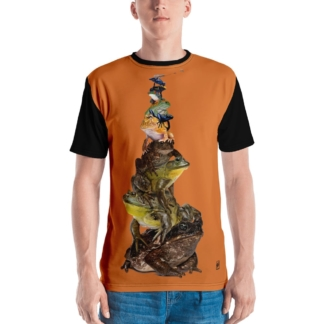 Toadstool (Animal Illustration) T-shirt