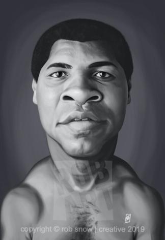 Celebrity Sunday - Muhammad Ali