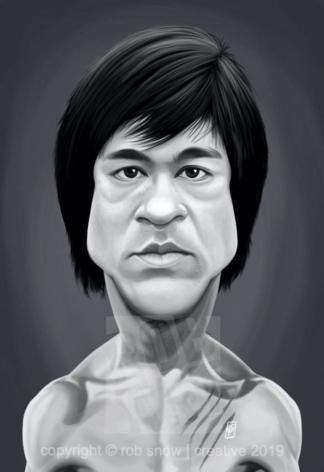 Celebrity Sunday - Bruce Lee