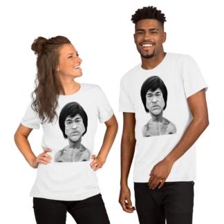 Bruce Lee (Celebrity Sunday) Short-Sleeve Unisex T-Shirt