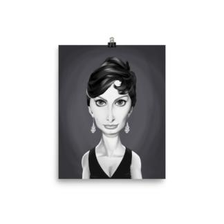 Sophia Loren (Celebrity Sunday) Art Print Poster