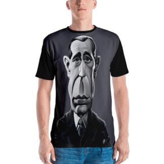 Humphrey Bogart (Celebrity Sunday) All-Over T-shirt