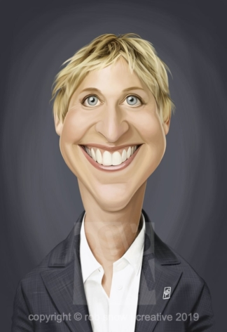 Celebrity Sunday - Ellen Degeneres