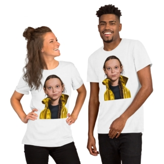 Greta Thunberg (Celebrity Sunday) Short-Sleeve Unisex T-Shirt