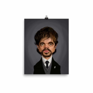 Peter Dinklage (Celebrity Sunday) Art Print Poster