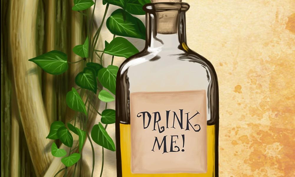 Drink Me Detail