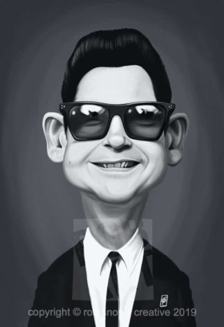 Celebrity Sunday - Roy Orbison