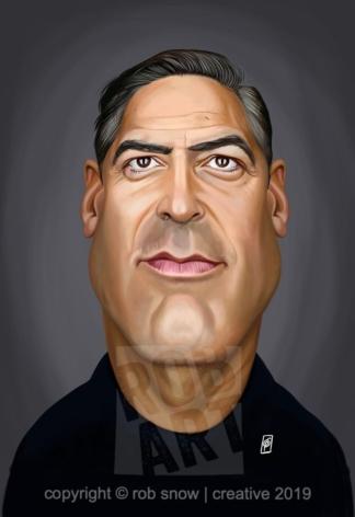 Celebrity Sunday - George Clooney