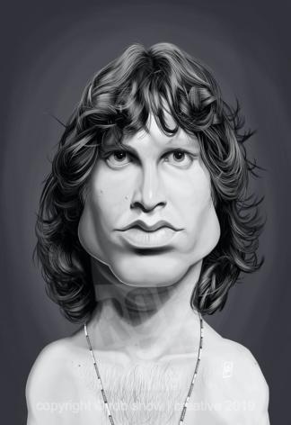 Celebrity Sunday - Jim Morrison