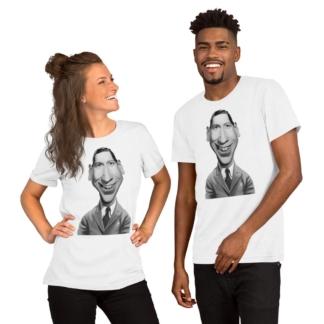 George Formby (Celebrity Sunday) Short-Sleeve Unisex T-Shirt