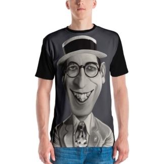Harold Lloyd (Celebrity Sunday) All-Over T-shirt