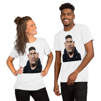 Jon Bernthal (Celebrity Sunday) Short-Sleeve Unisex T-Shirt