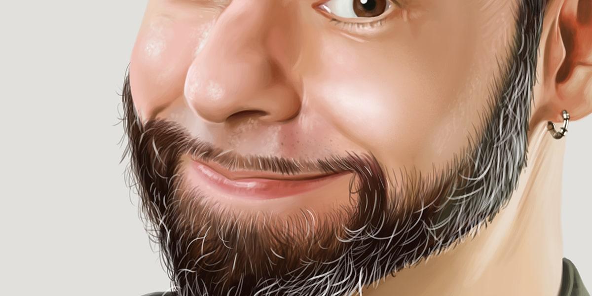 Beard Detail