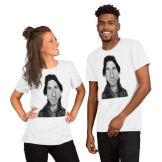 Leonard Cohen (Celebrity Sunday) Short-Sleeve Unisex T-Shirt