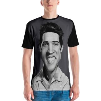 Elvis Presley (Celebrity Sunday) All-Over T-shirt