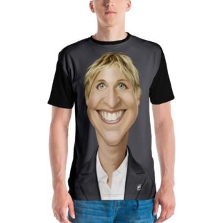 Ellen DeGeneres (Celebrity Sunday) All-Over T-shirt