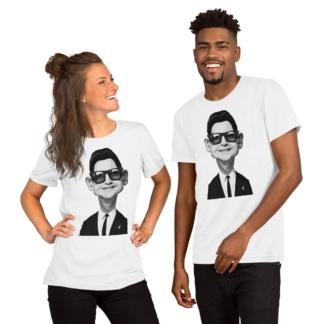 Roy Orbison (Celebrity Sunday) Short-Sleeve Unisex T-Shirt