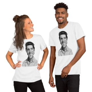 Elvis Presley (Celebrity Sunday) Short-Sleeve Unisex T-Shirt
