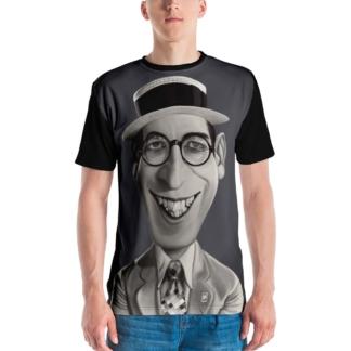 Harold Lloyd (Celebrity Sunday) All-Over T-shirt