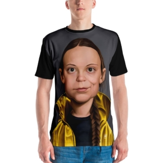 Greta Thunberg (Celebrity Sunday) All-Over T-shirt