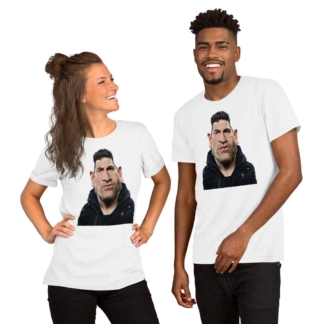 Jon Bernthal (Celebrity Sunday) Short-Sleeve Unisex T-Shirt