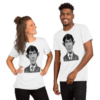 Leonard Nimoy (Celebrity Sunday) Short-Sleeve Unisex T-Shirt