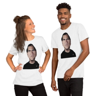 Joaquin Phoenix (Celebrity Sunday) Short-Sleeve Unisex T-Shirt