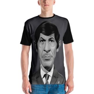Leonard Nimoy (Celebrity Sunday) All-Over T-shirt
