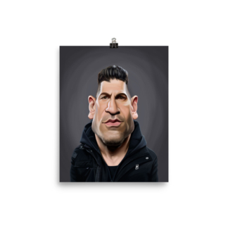 Jon Bernthal (Celebrity Sunday) Art Print Poster