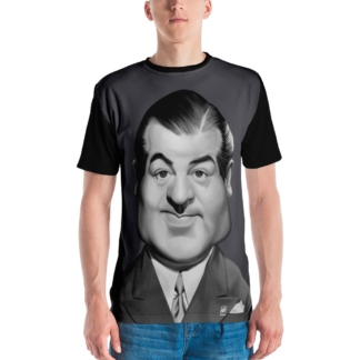 Lou Costello (Celebrity Sunday) All-Over T-shirt