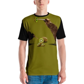 Kiwi (Animal Behaviour) All-Over T-shirt