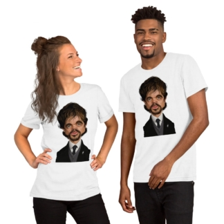 Peter Dinklage (Celebrity Sunday) Short-Sleeve Unisex T-Shirt
