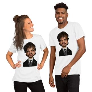 Peter Dinklage (Celebrity Sunday) Short-Sleeve Unisex T-Shirt