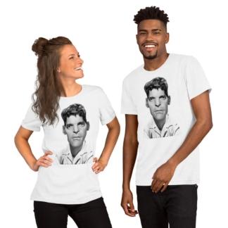 Burt Lancaster (Celebrity Sunday) Short-Sleeve Unisex T-Shirt