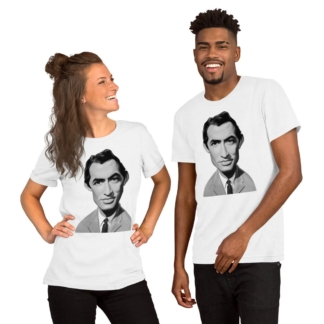 Gregory Peck (Celebrity Sunday) Short-Sleeve Unisex T-Shirt