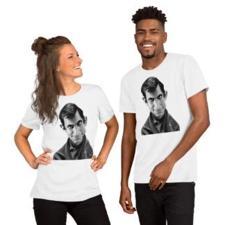 Anthony Perkins (Celebrity Sunday) Short-Sleeve Unisex T-Shirt