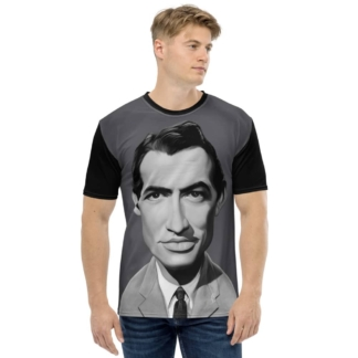 Gregory Peck (Celebrity Sunday) All-Over T-shirt