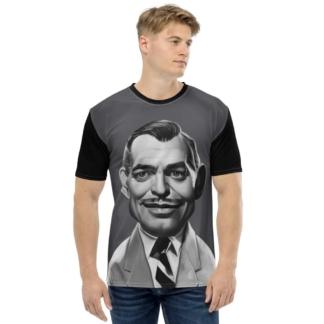 Clark Gable (Celebrity Sunday) All-Over T-shirt