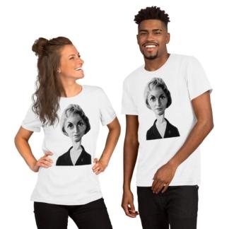 Janet Leigh (Celebrity Sunday) Short-Sleeve Unisex T-Shirt