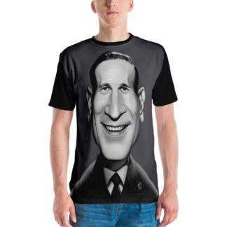 Bud Abbott (Celebrity Sunday) All-Over T-shirt