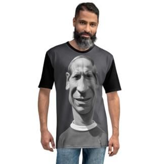Bobby Charlton (Celebrity Sunday) All-Over T-shirt